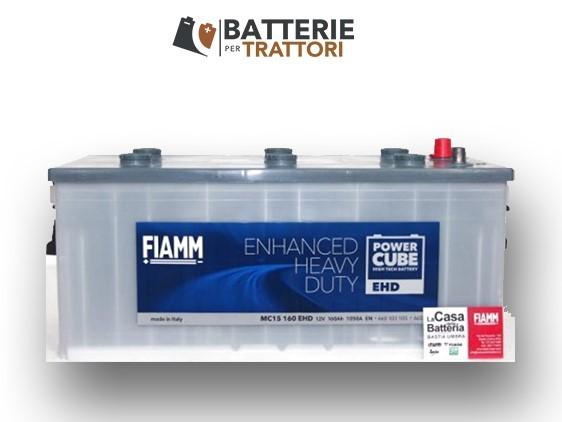 Vendita online di batterie per i trattori da la casa della batteria di bastia umbra - Batteria per casa ...